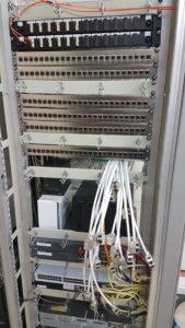 armoire de brassage informatique